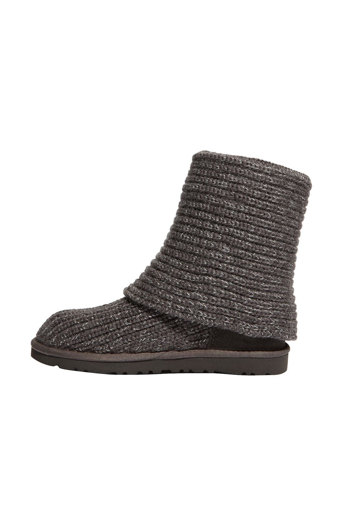 ,                             'Cardy' Classic Knit Boot,                             Alternate thumbnail 8, color,                             043