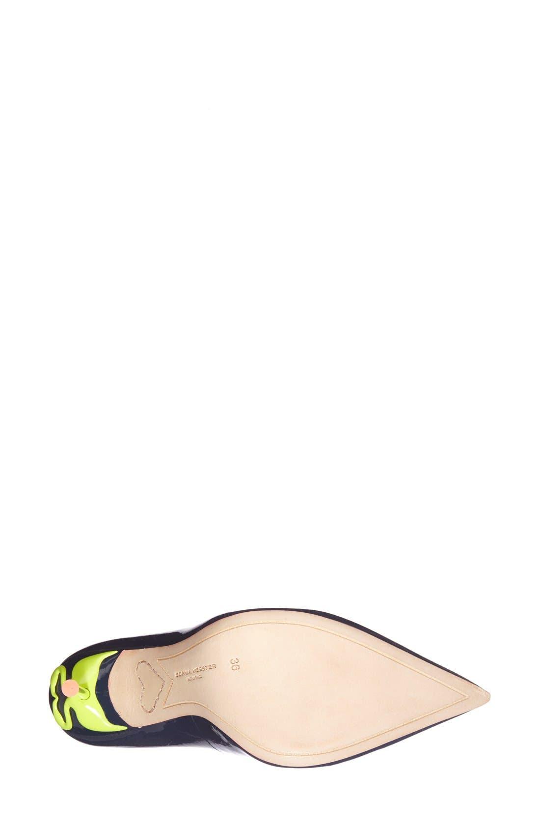 ,                             'Coco Flamingo' Pointy Toe Pump,                             Alternate thumbnail 6, color,                             400