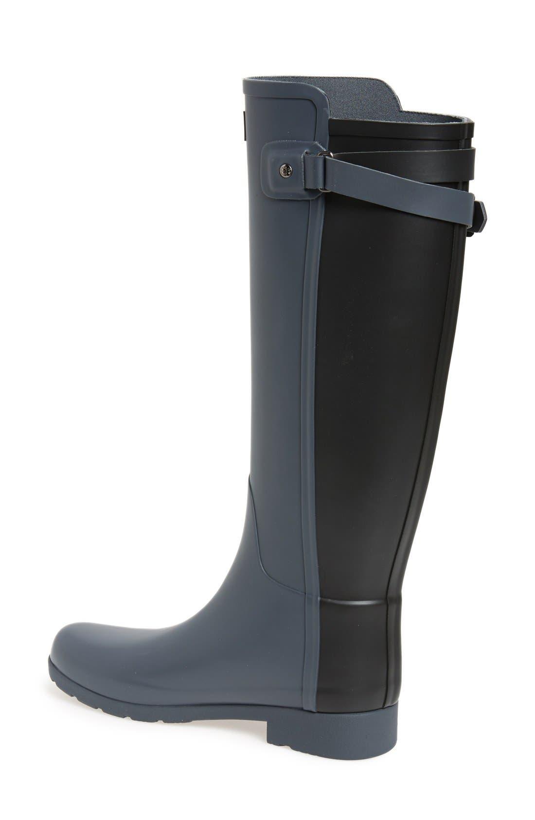 ,                             'Original Refined' Rain Boot,                             Alternate thumbnail 10, color,                             024