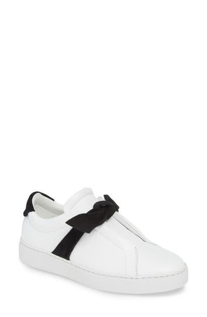 Alexandre Birman Sneakers CLARITA BOW SNEAKER