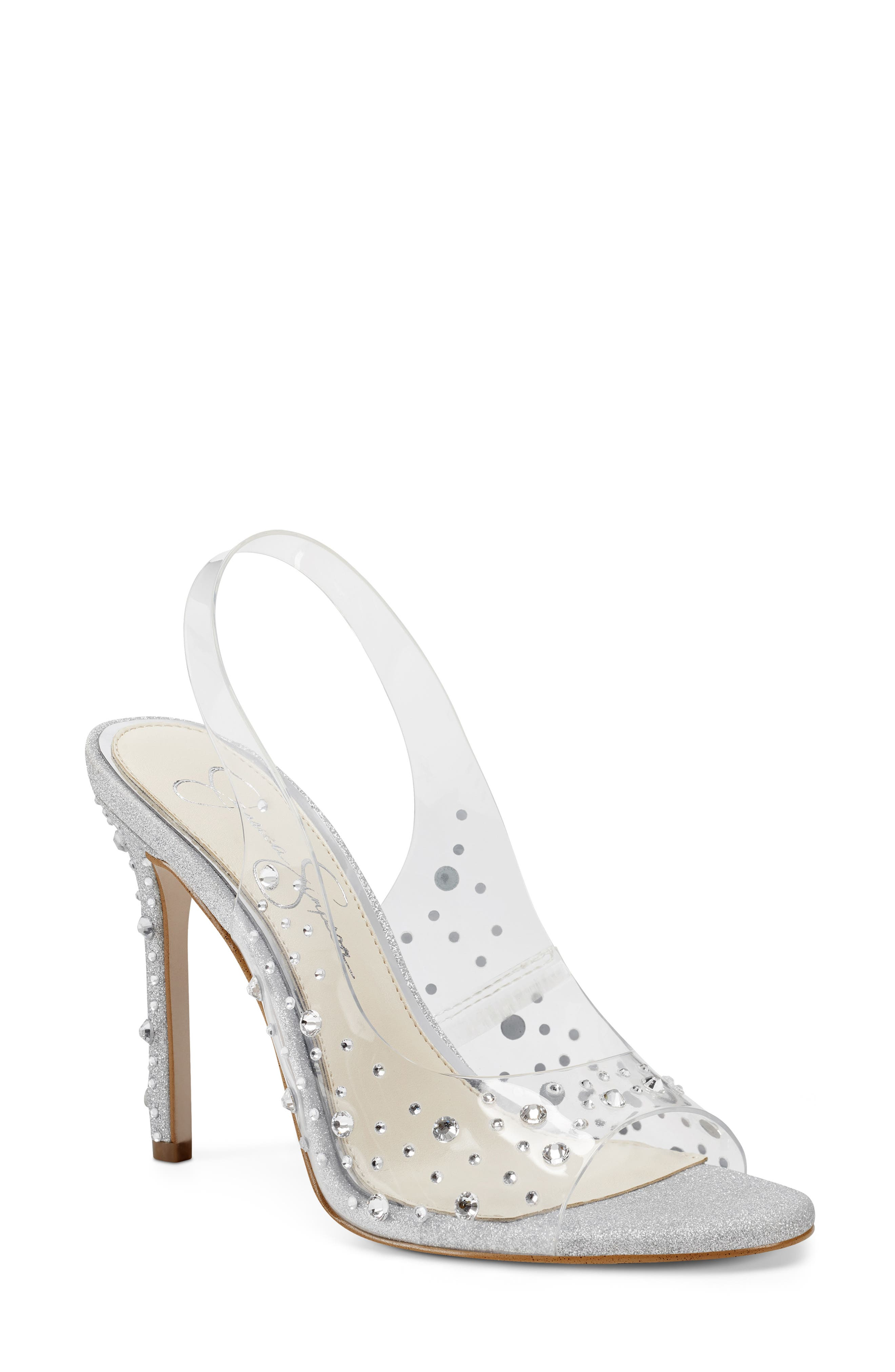 Jaisey Slingback Sandal