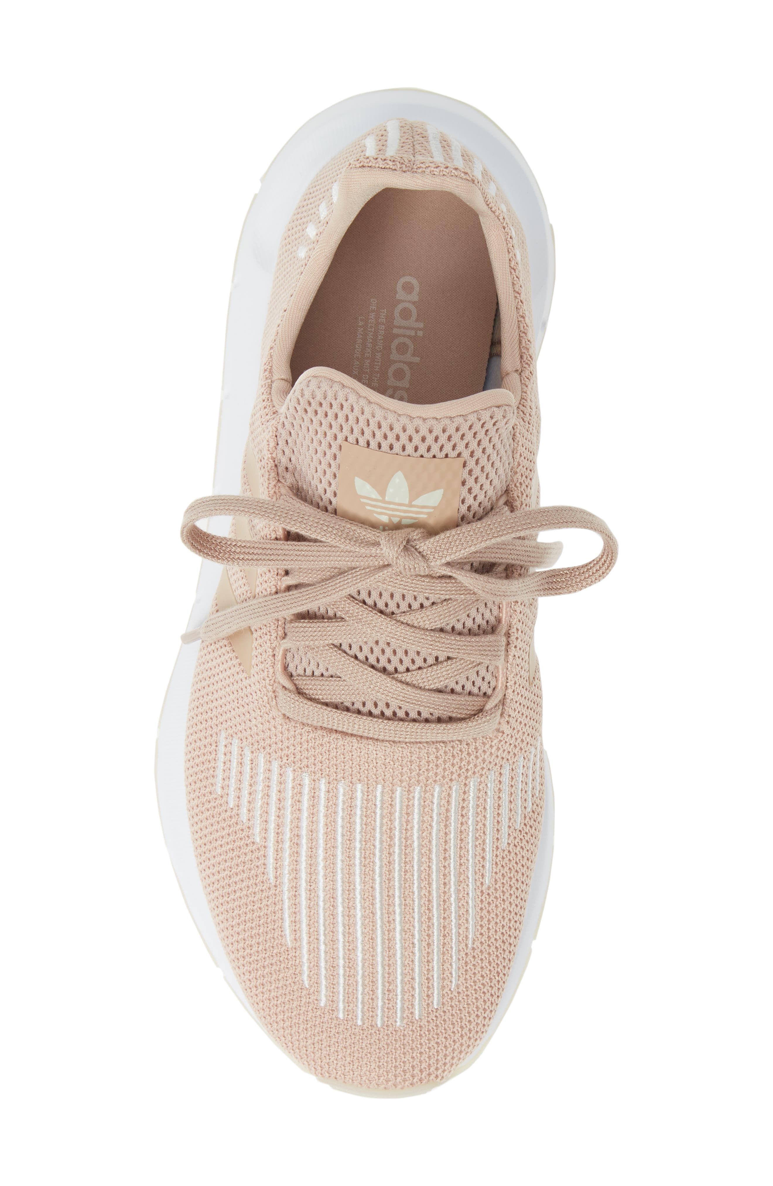 ,                             Swift Run Sneaker,                             Alternate thumbnail 5, color,                             ASH PEARL/ OFF WHITE/ WHITE