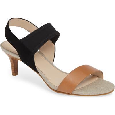 Pelle Moda Raye Sandal, Brown