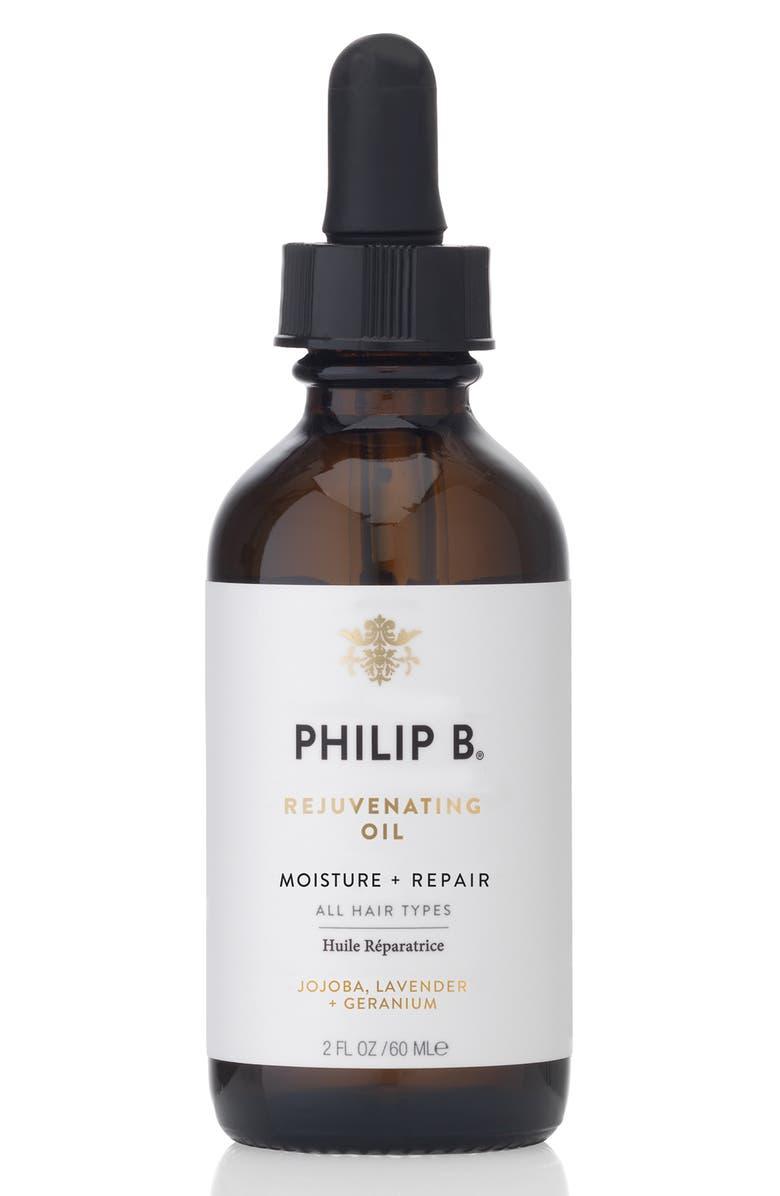 PHILIP B<SUP>®</SUP> Rejuvenating Oil, Main, color, NO COLOR