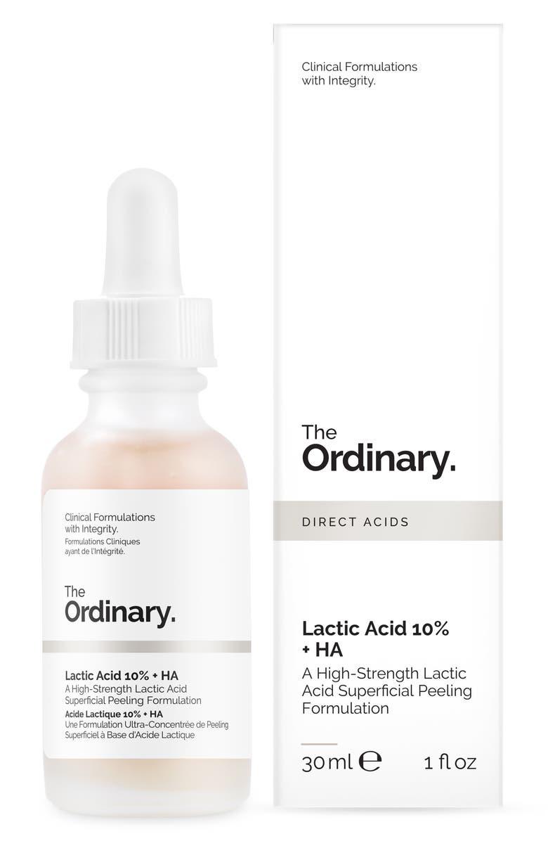 THE ORDINARY Lactic Acid 10% + HA, Main, color, 960