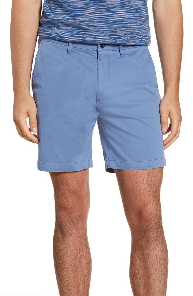 MADEWELL Chino Shorts, Main, color, RUSTIC OCEAN