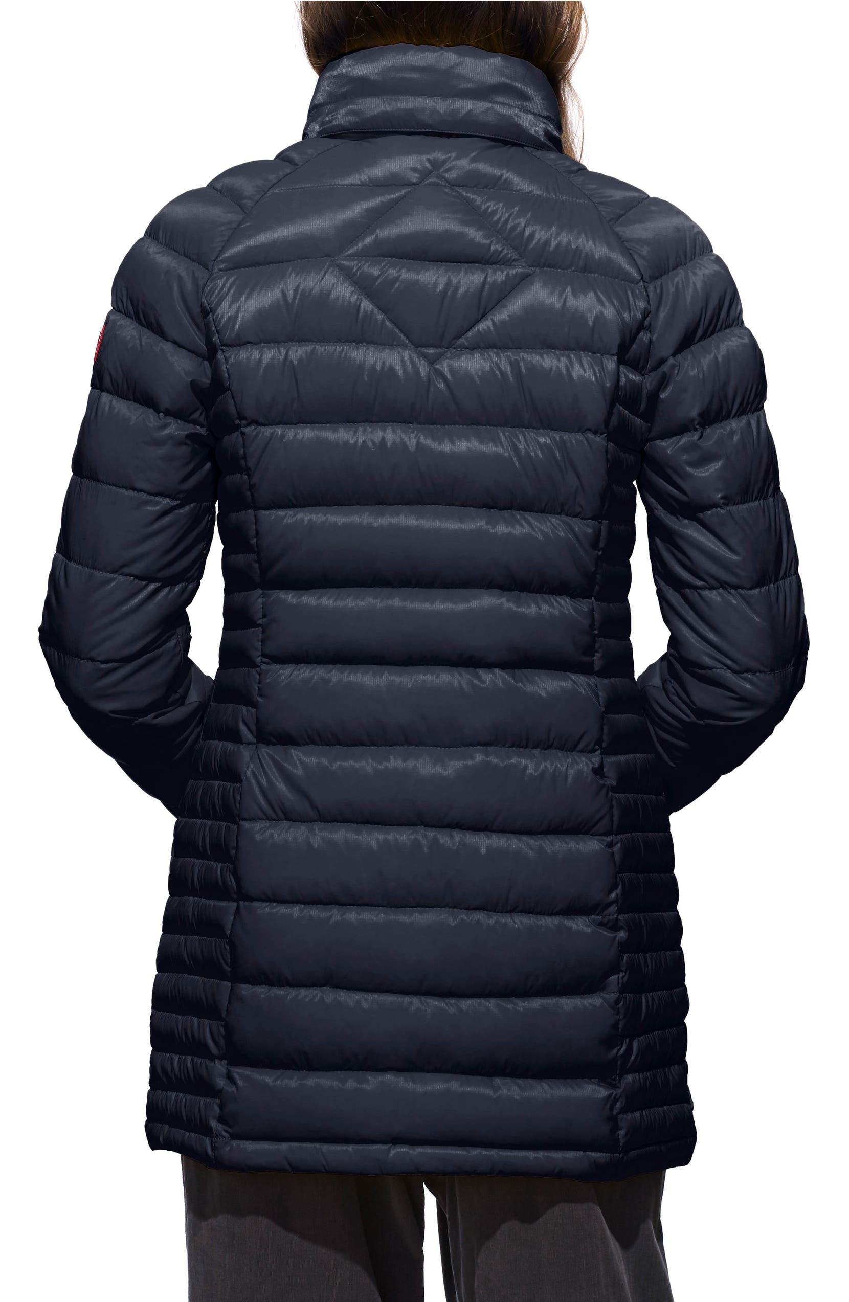 b73dcad5e31 Canada Goose 'Brookvale' Hooded Quilted Down Coat | Nordstrom
