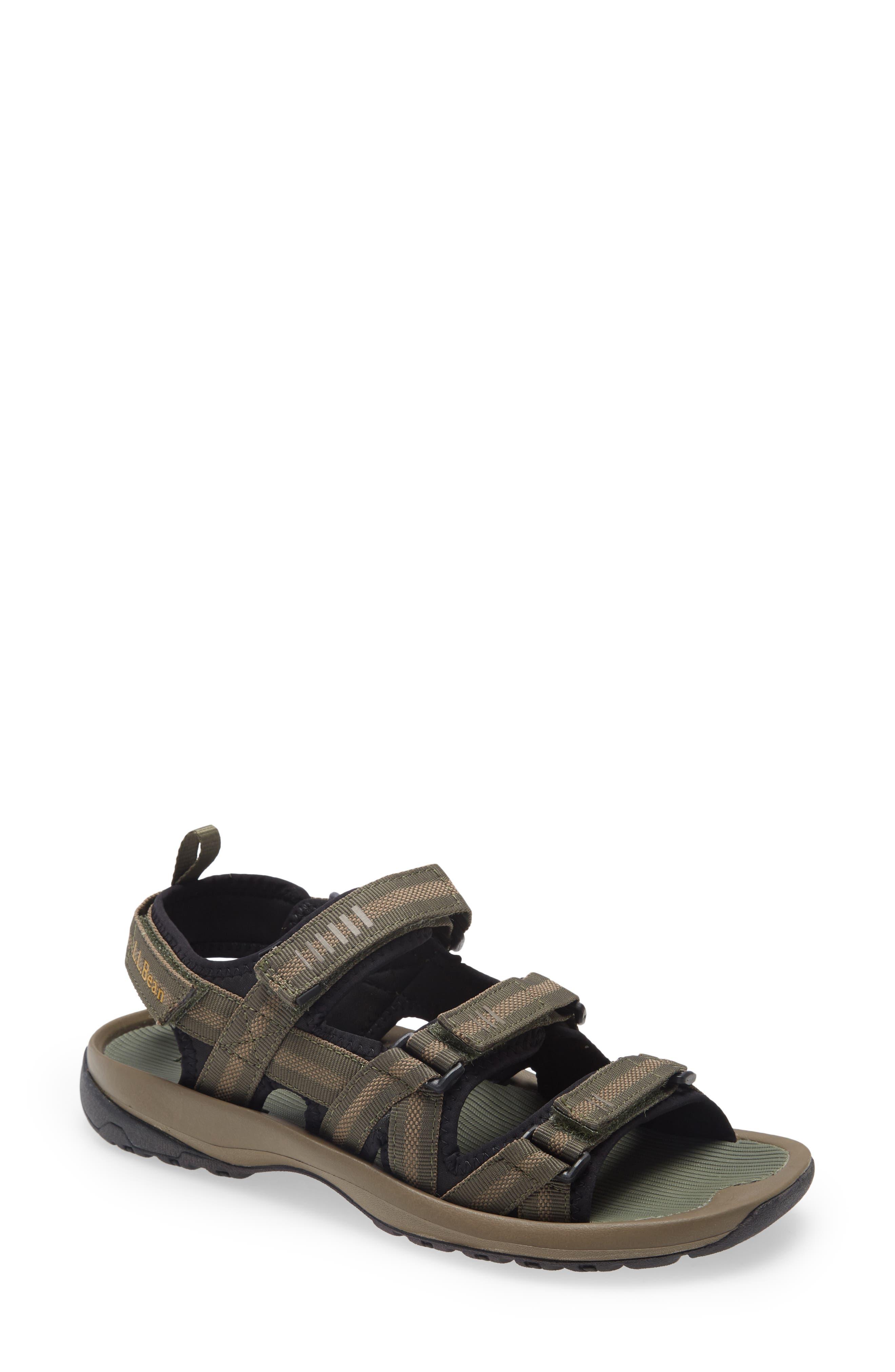 Monhegan Water Friendly Sport Sandal