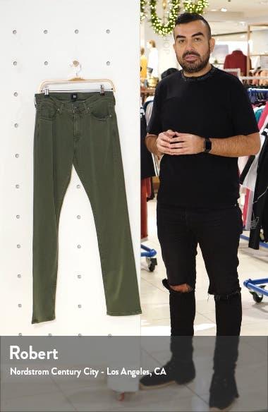 Transcend Federal Slim Straight Leg Jeans, sales video thumbnail