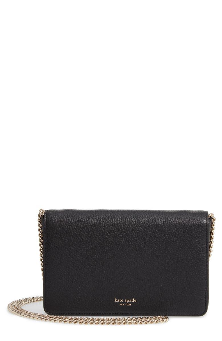 get online online shop distinctive design shirley leather chain wallet crossbody bag