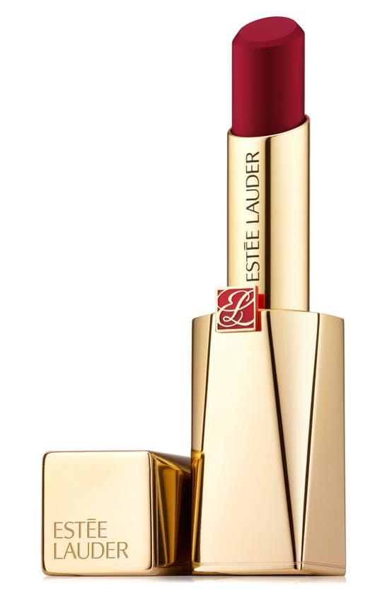 Estée Lauder Pure Color Desire Rouge Excess Creme Lipstick In Misbehave-creme