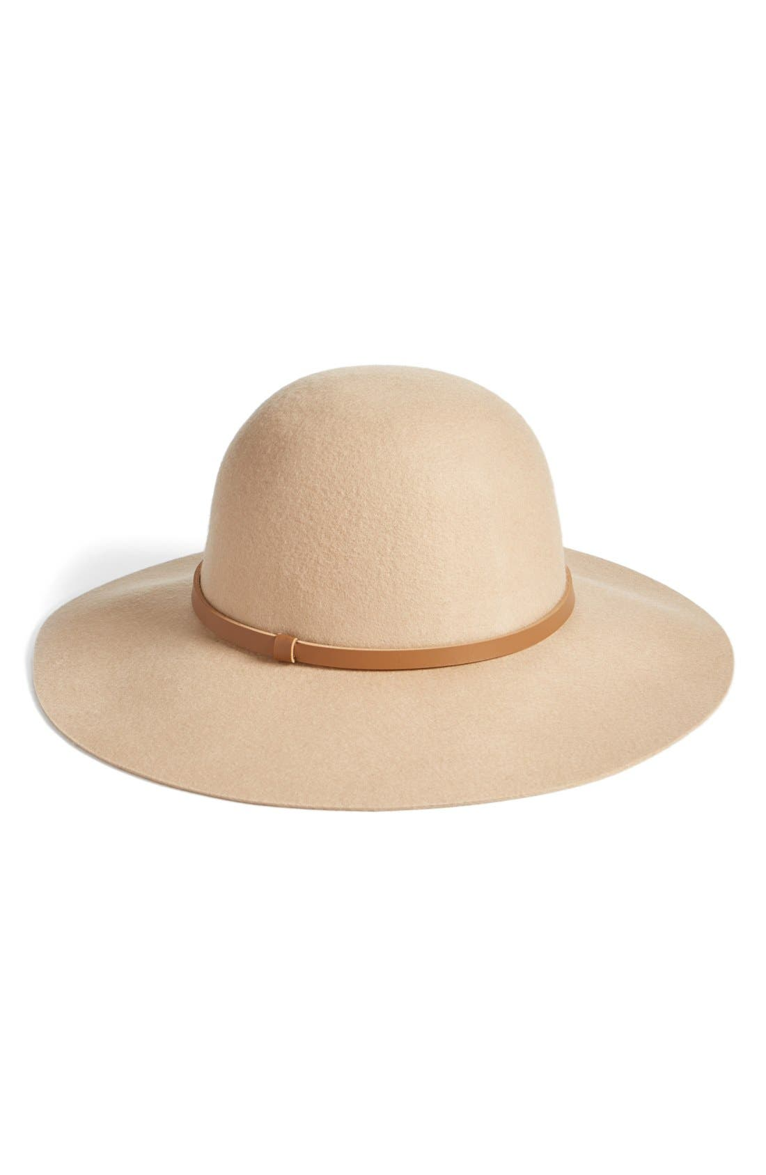 ,                             Floppy Wool Hat,                             Main thumbnail 26, color,                             237
