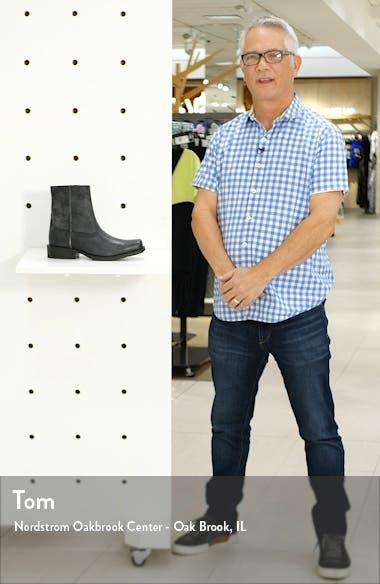 Western Rambler Zip Boot, sales video thumbnail
