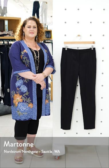 Tatestellito Tropical Stretch Wool Trousers, sales video thumbnail