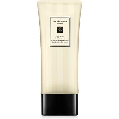 Jo Malone London(TM) Lime Basil & Mandarin Exfoliating Shower Gel