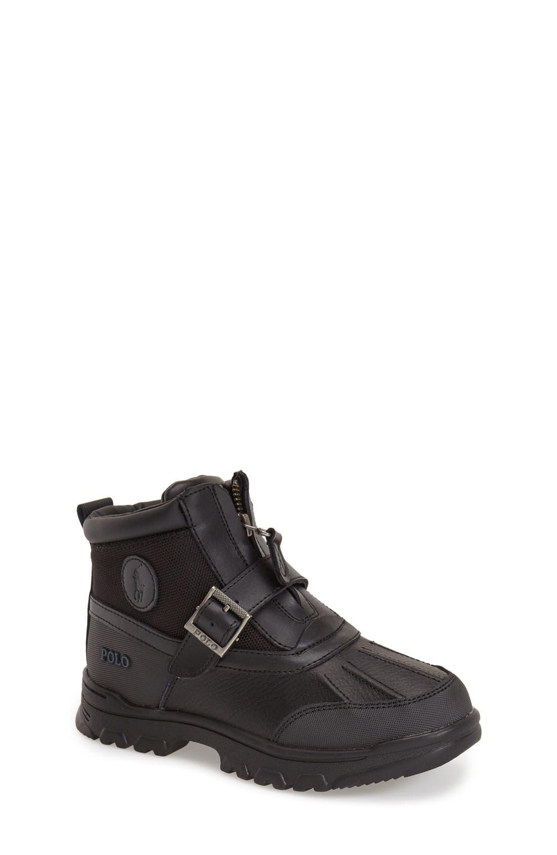 Ralph Lauren 'Colbey' Boot (Baby