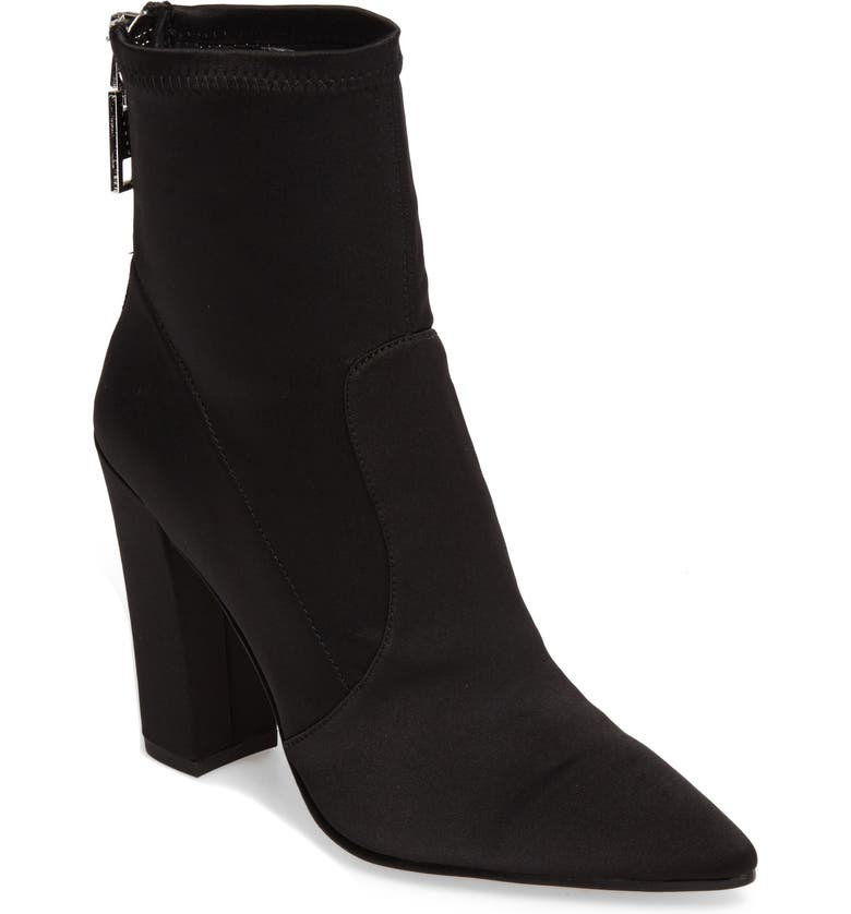 DOLCE VITA Elana Stretch Sock Bootie, Main, color, 006