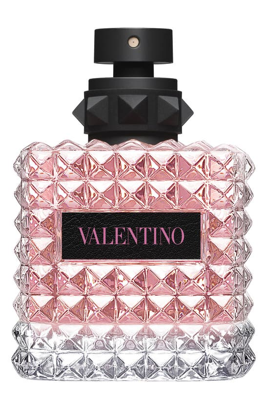 Valentino Donna Born In Roma Eau De Parfum 3.4 oz/ 100 ml Eau De Parfum Spray In White