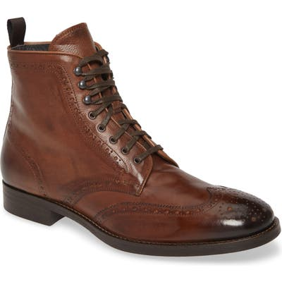 To Boot New York Boerum Wingtip Boot, Brown