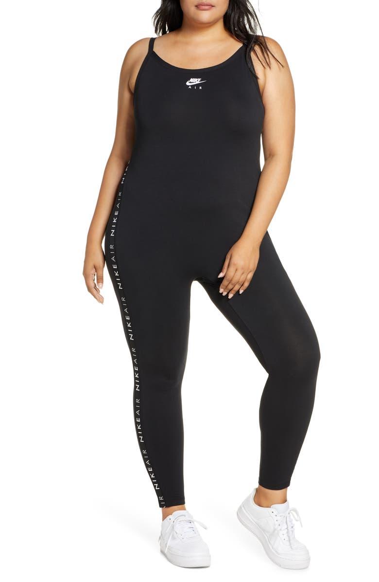 NIKE Sportswear Air Jumpsuit, Main, color, 001