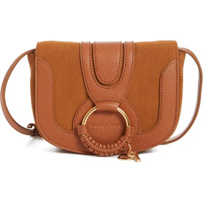 See By Chloe Mini Hana Leather Crossbody Bag -