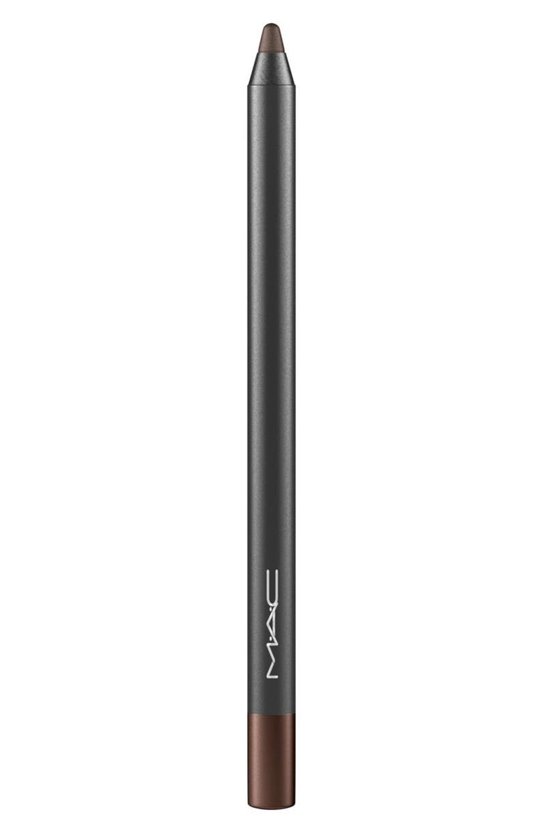 MAC COSMETICS MAC Powerpoint Eye Pencil, Main, color, STUBBORN BROWN
