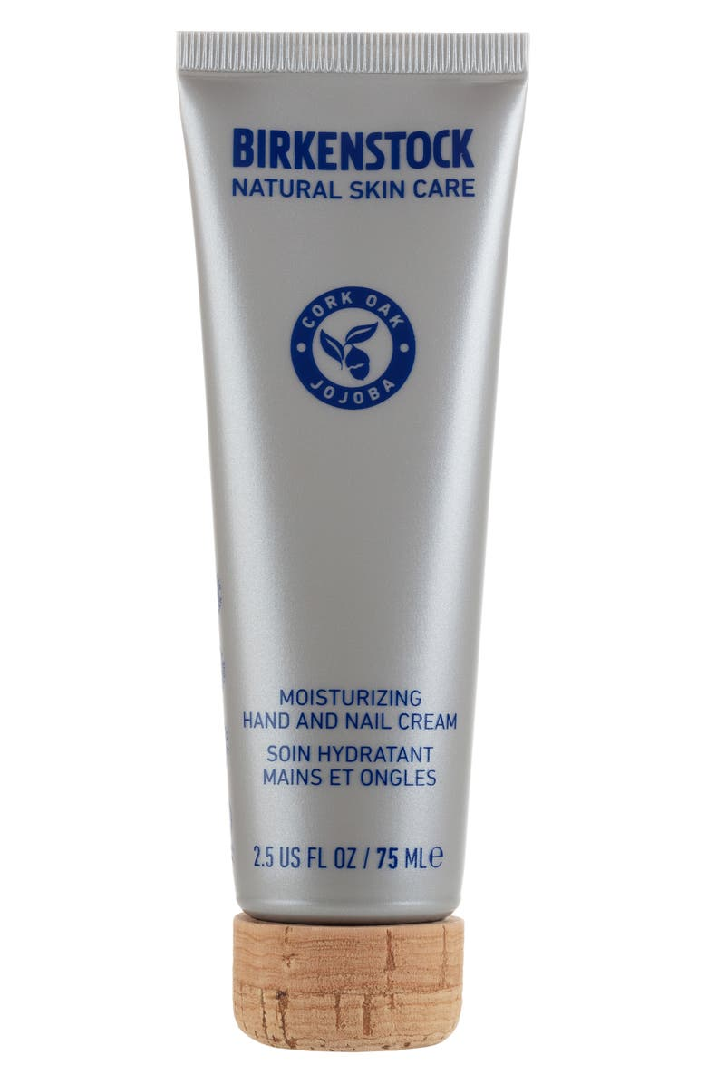 BIRKENSTOCK Moisturizing Hand and Nail Cream, Main, color, NO COLOR