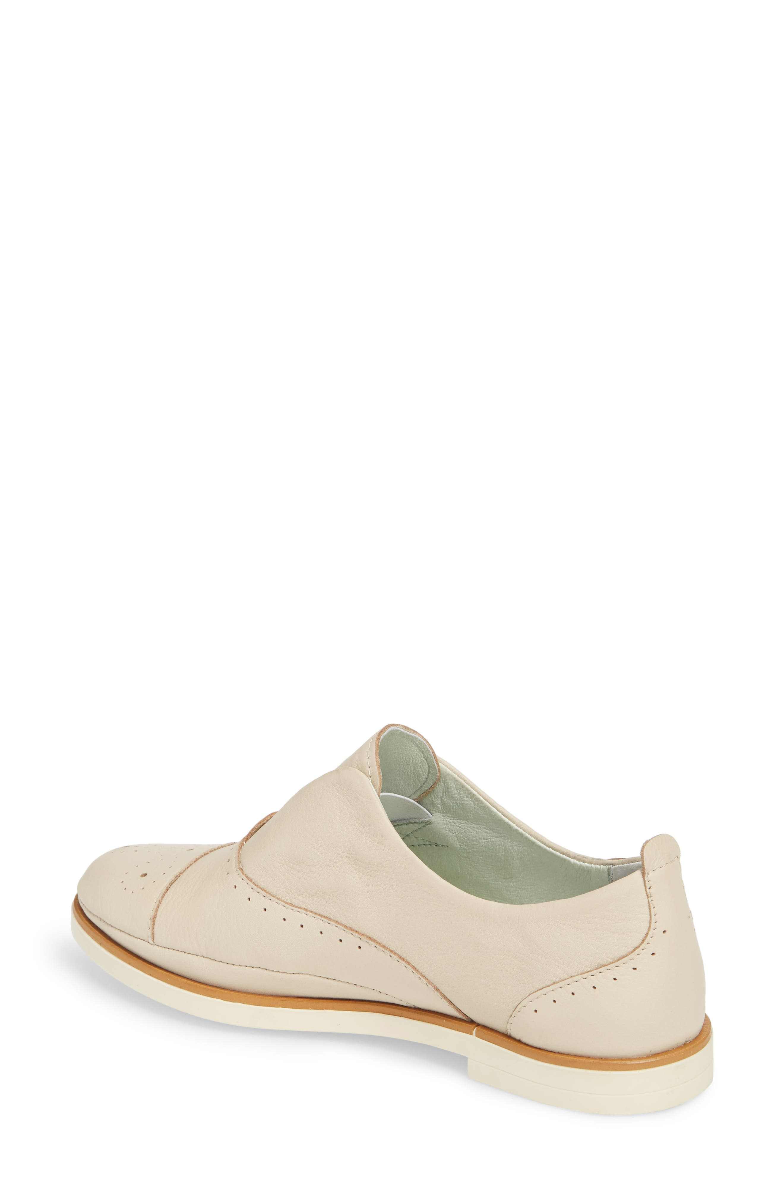 ,                             Pyrgos Oxford,                             Alternate thumbnail 2, color,                             MARFIL LEATHER