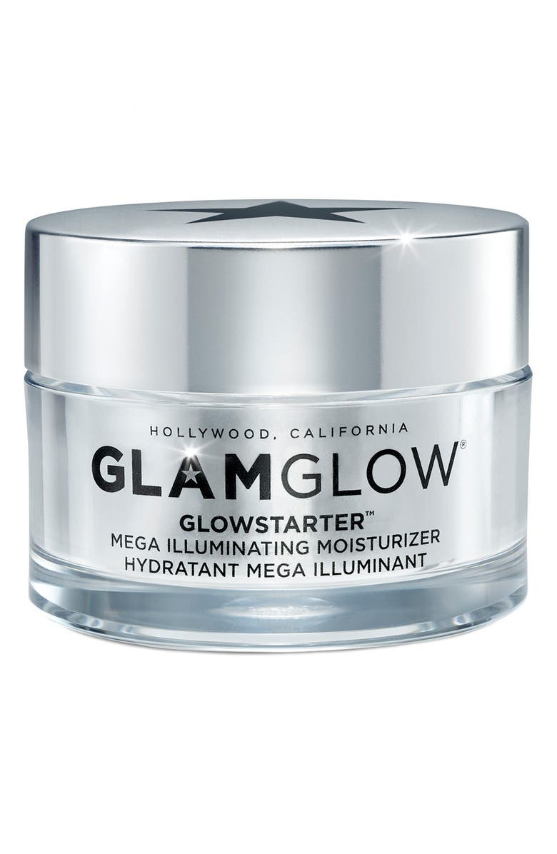 GLAMGLOW<SUP>®</SUP> GLOWSTARTER<sup>™</sup> Mega Illuminating Moisturizer, Main, color, NUDE GLOW