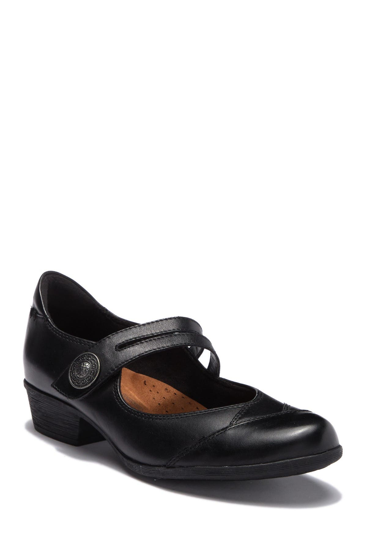 Pick SZ//Color. Rockport Womens Carly Asym Mary Jane Flat