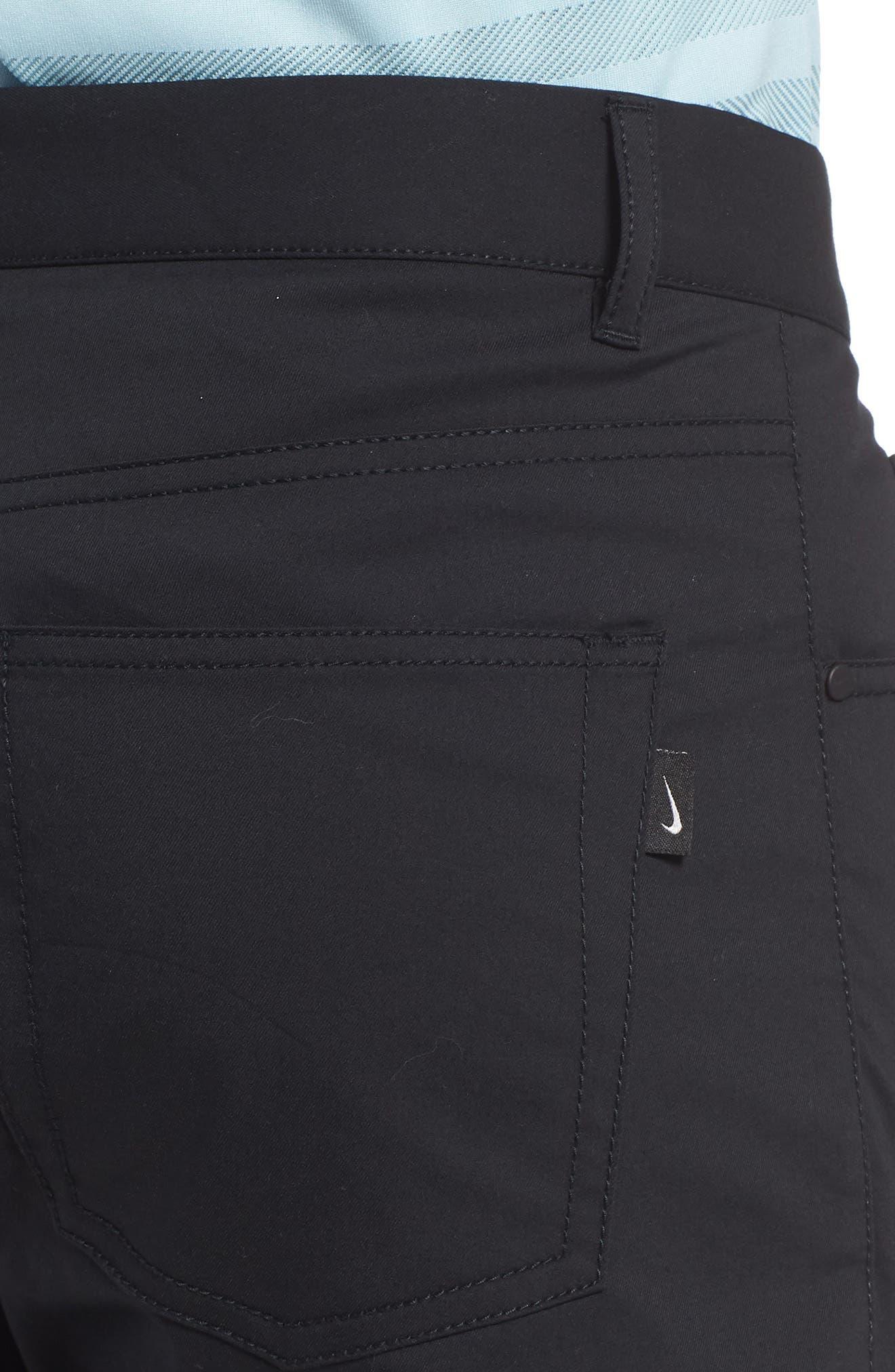 ,                             Flex Slim Fit Dri-FIT Golf Pants,                             Alternate thumbnail 5, color,                             010