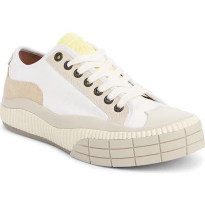 Chloe Clint Low Top Sneaker, White