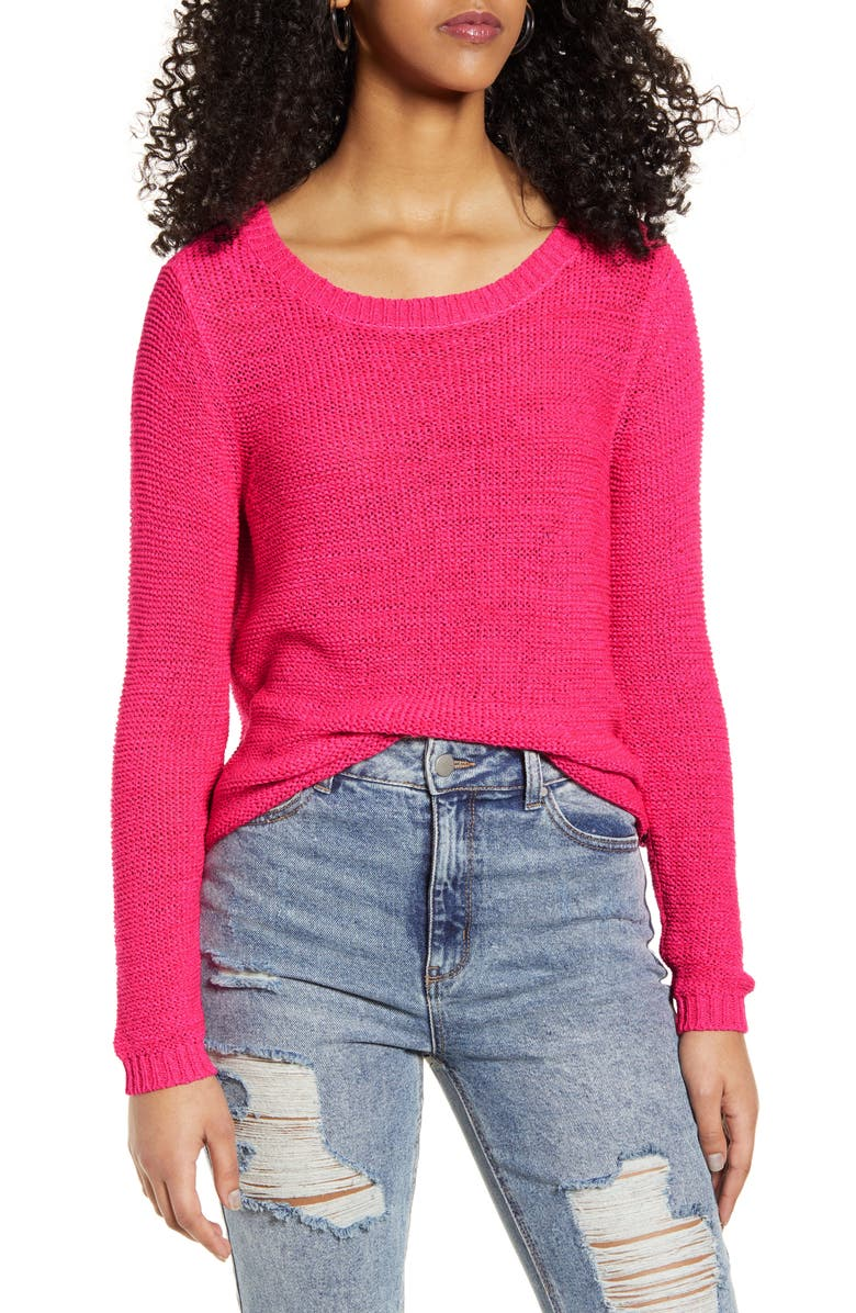 ONLY Geena Sweater, Main, color, 655