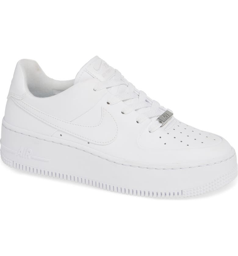 Nike Air Force 1 Sage Low Platform Sneaker Women Nordstrom