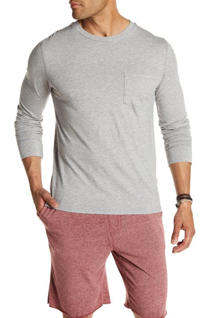 Image of Threads 4 Thought Long Sleeve Pocket T-Shirt