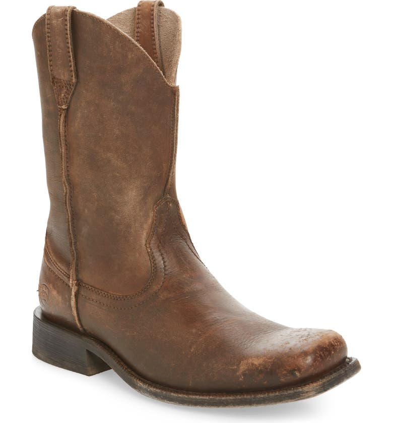 ARIAT Rambler Western Boot, Main, color, 200
