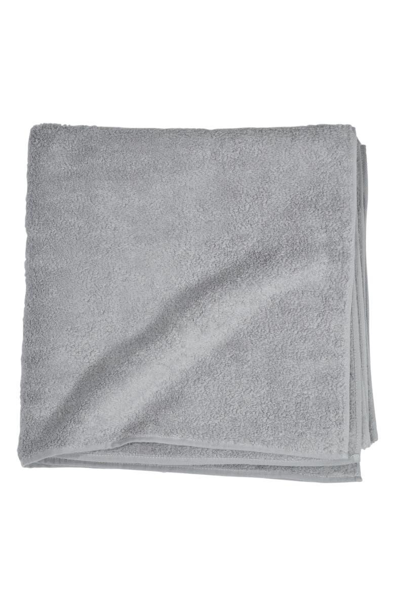 UCHINO Zero Twist Bath Towel, Main, color, 020