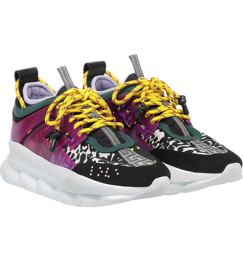 cbf237b2ce Versace Chain Reaction Sneaker (Women)   Nordstrom