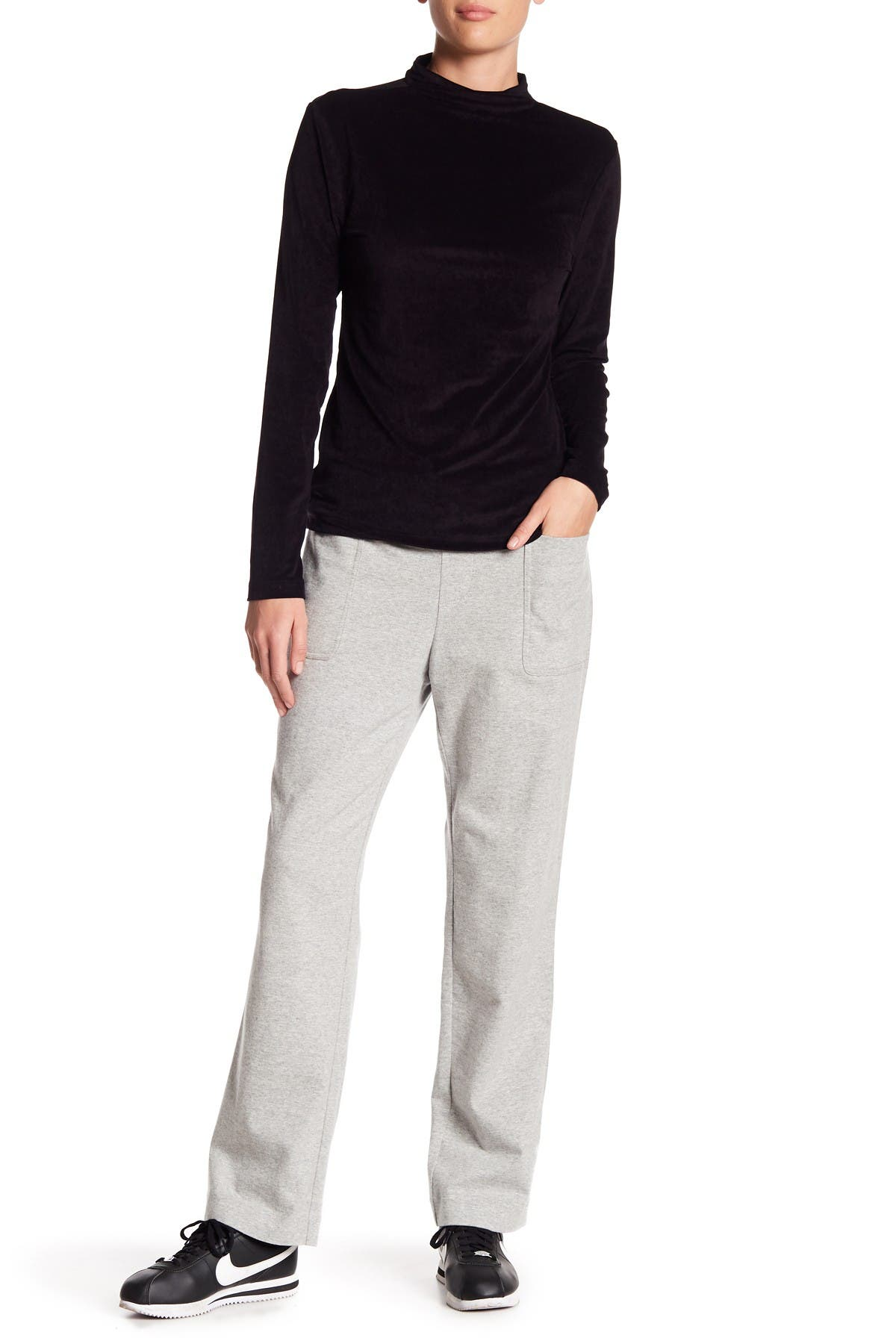 Image of James Perse Straight Leg Pants