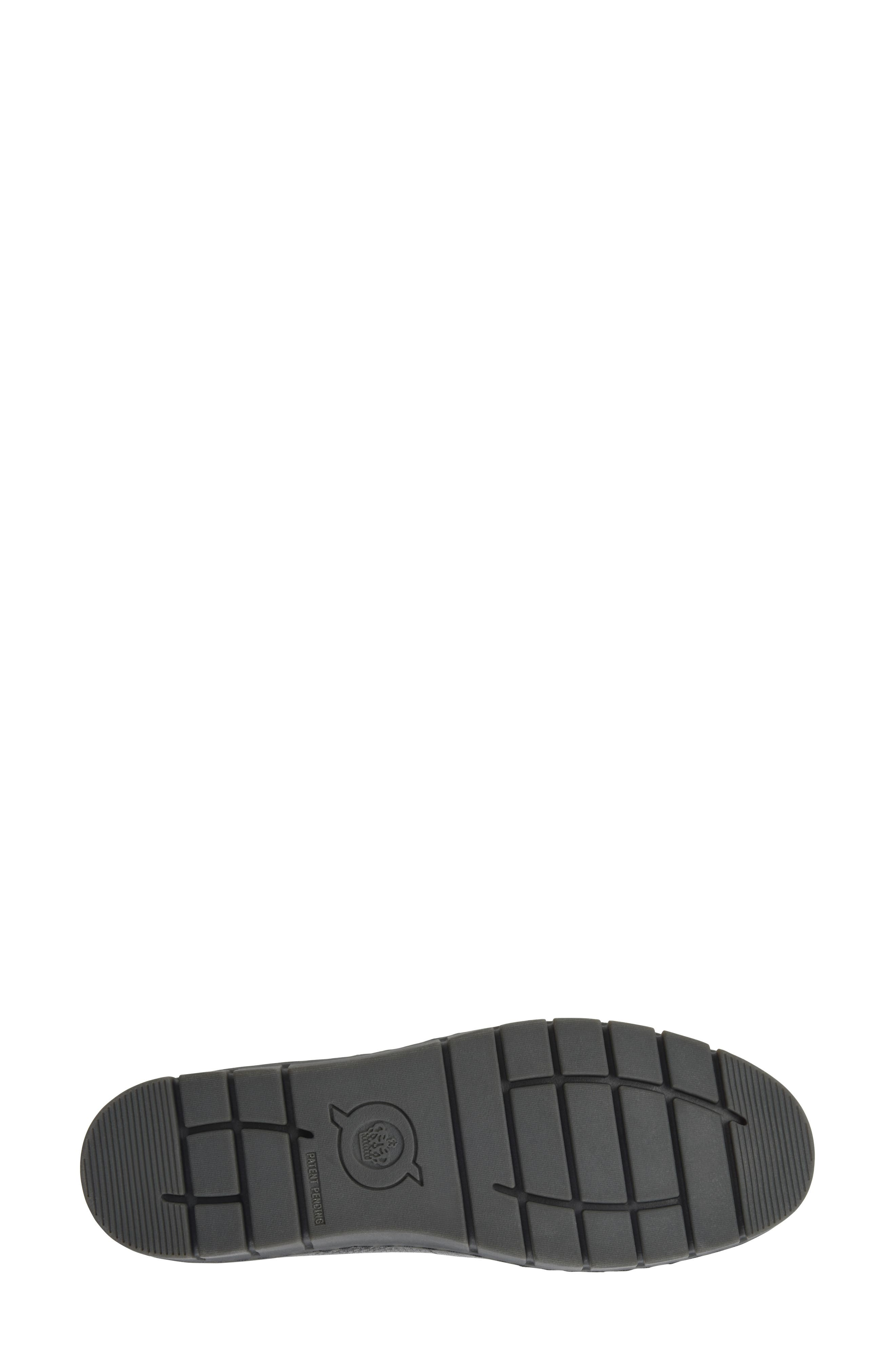 ,                             Congo Loafer,                             Alternate thumbnail 5, color,                             BLACK LEATHER