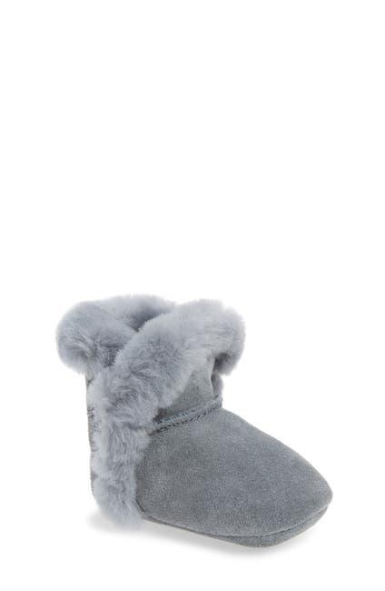 Image of UGG Lassen Genuine Shearling Crib Shoe