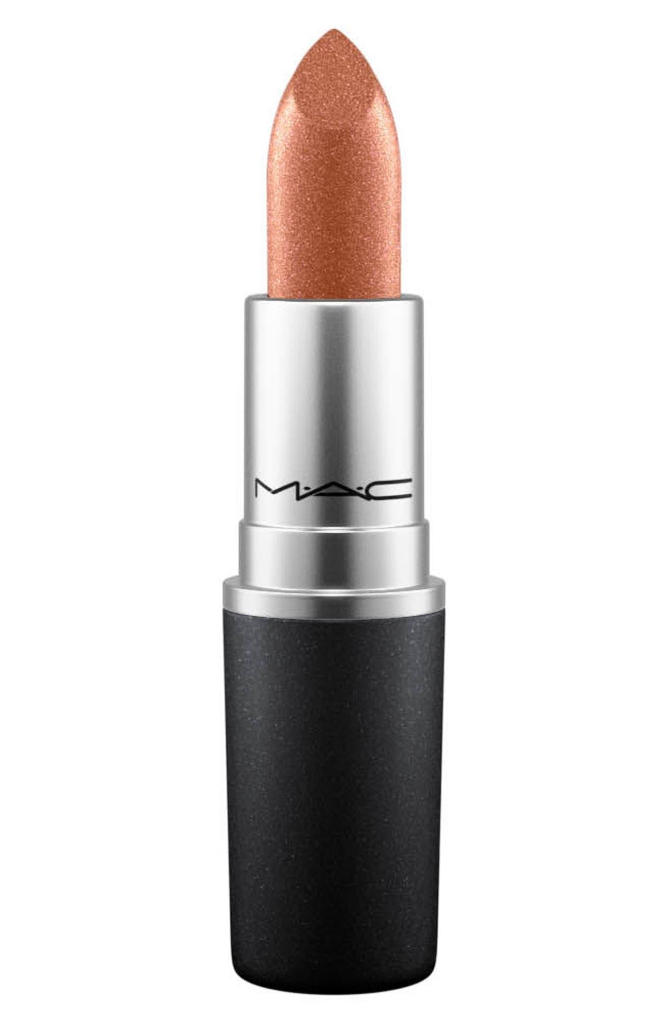 ,                             MAC Strip Down Nude Lipstick,                             Main thumbnail 219, color,                             246