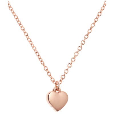 Ted Baker London Hara Tiny Heart Pendant Necklace