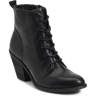 Sofft Tagan Lace-Up Boot, Black