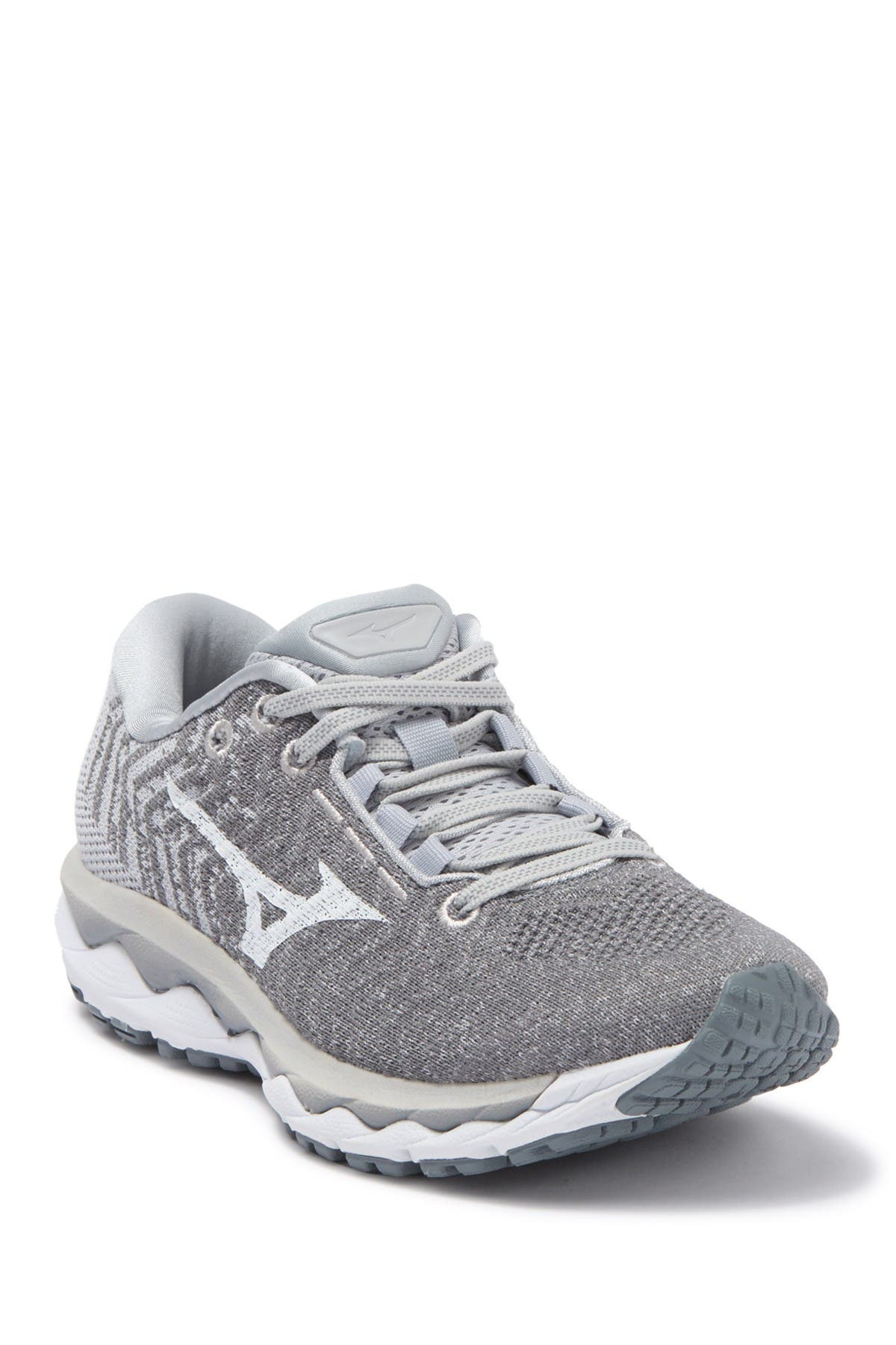 Image of Mizuno Wave Sky 3 Waveknit Running Sneaker