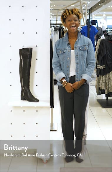 Dorien Over the Knee Boot, sales video thumbnail