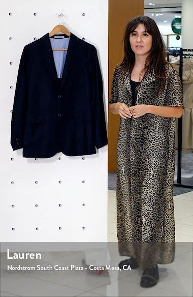 3B Wool Blend Flannel Jacket, sales video thumbnail