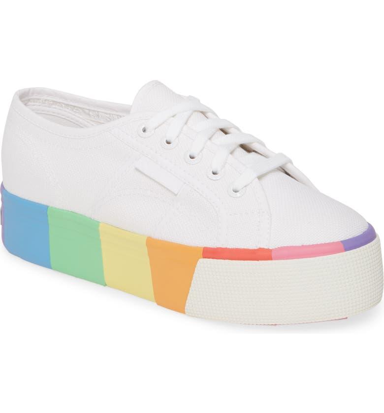 SUPERGA 2790 Platform Sneaker, Main, color, 193