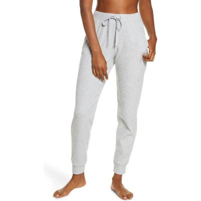 Alo Muse Ribbed High Waist Sweatpants