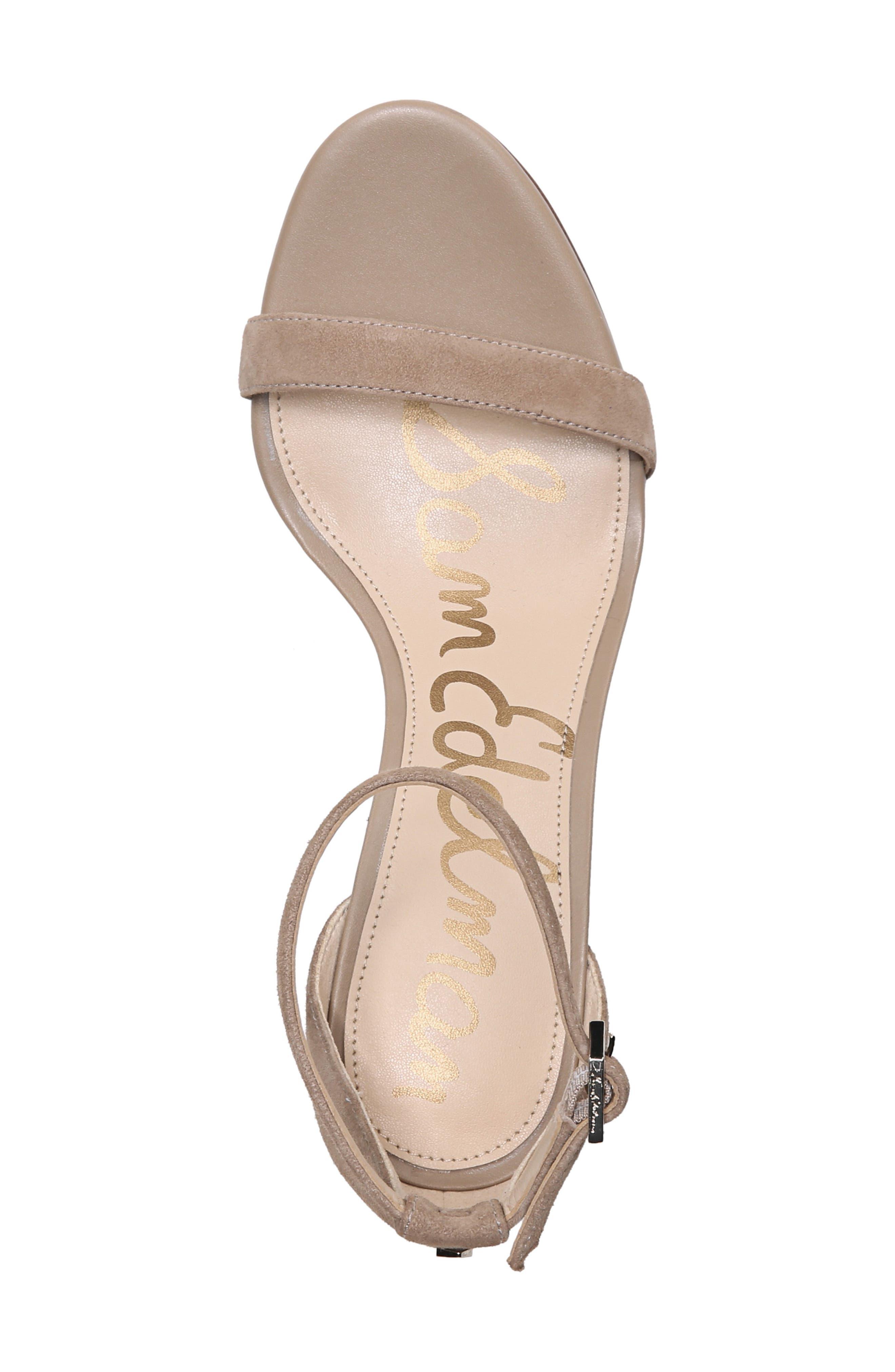 ,                             'Patti' Ankle Strap Sandal,                             Alternate thumbnail 92, color,                             254